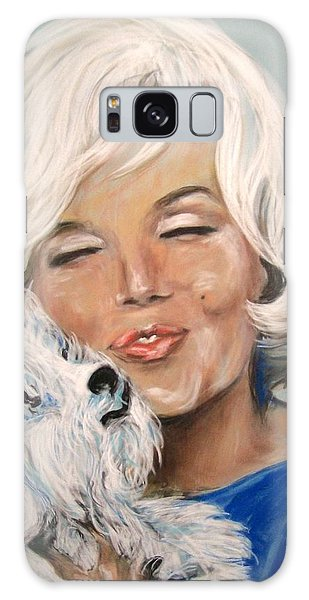 Marilyn And Maf Galaxy Case