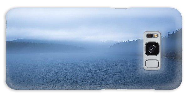 Otter Galaxy Case -  Mist In Otter Cove by Diane Diederich