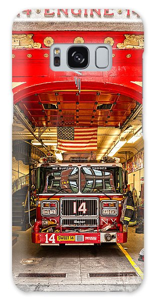 New York Fire Department Engine 14 Galaxy Case