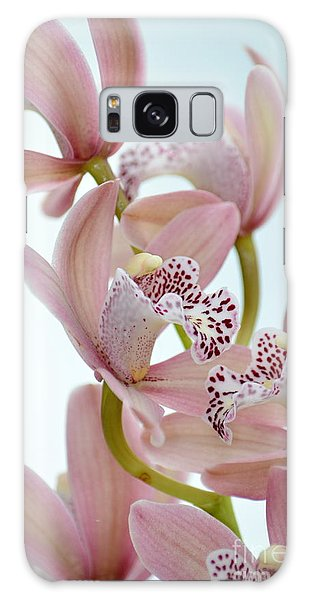 Orchids  Galaxy Case by Kathy Gibbons