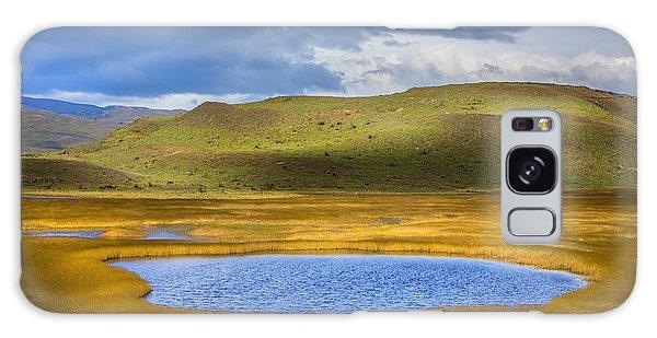 Patagonian Lakes Galaxy Case