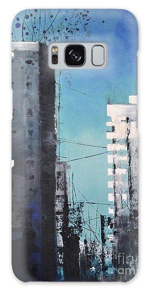 Rotterdam Galaxy Case by Maja Sokolowska