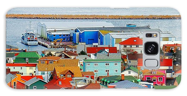 Saint Pierre Et Miquelon Galaxy Case