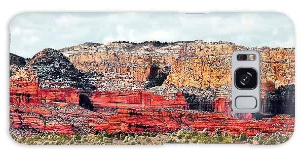 Secret Mountain Wilderness Sedona Arizona Galaxy Case