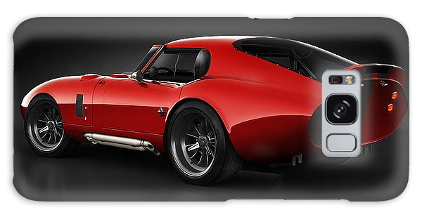 Shelby Daytona - Red Streak Galaxy Case
