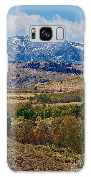 Galaxy Case featuring the photograph  Sierras Mountains by Mae Wertz