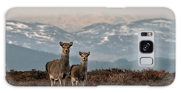 Sika Deer Galaxy Case