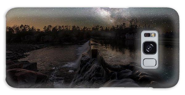 Split Rock Dreamscape Galaxy Case