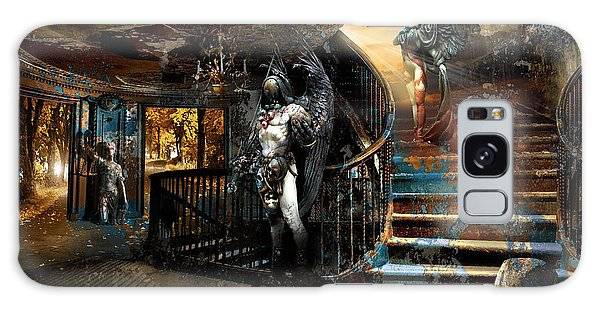Derelict Galaxy Case - Stairway To Heaven Vs. Stairwell To Hell by George Grie