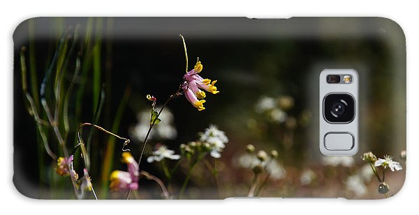 Tall Corydalis Galaxy Case