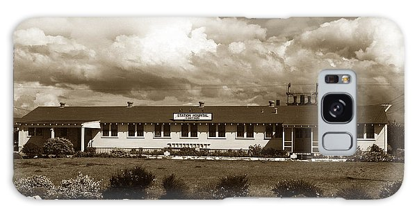 The Fort Ord Station Hospital Administration Building T-3010 Building Fort Ord Army Base Circa 1950 Galaxy Case