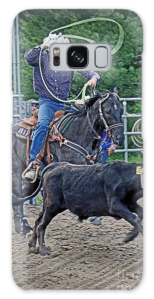 Prca Galaxy Case - The Header by Gary Keesler