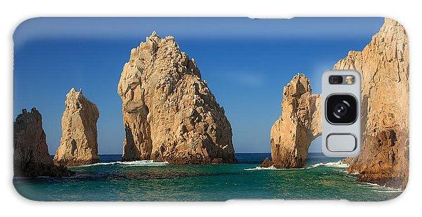 The Sea Arch El Arco De Cabo San Lucas Galaxy Case