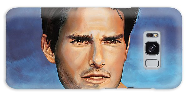 Made Galaxy Case -  Tom Cruise by Paul Meijering