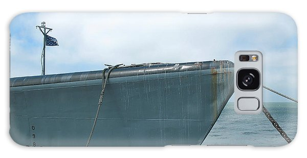 Uss Pampanito - Vintage Submarine Galaxy Case by Connie Fox
