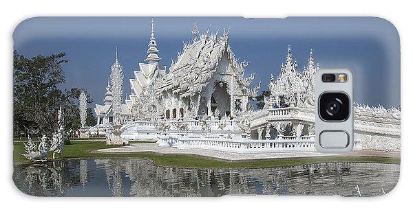 Wat Rong Khun Ubosot Dthcr0002 Galaxy Case