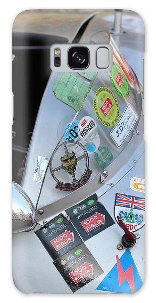 Windscreen Sticker Galaxy Case