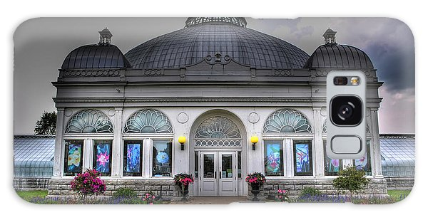 001 Buffal And Erie County Botanical Gardens Galaxy Case