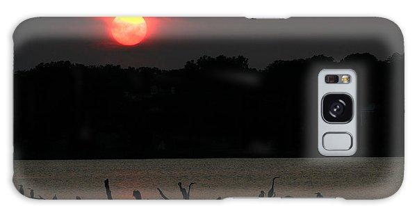 0016 White Rock Lake Dallas Texas Galaxy Case