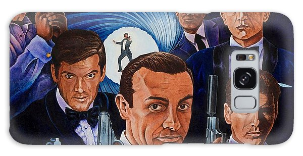 007 Galaxy Case by Michael Frank