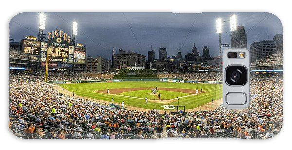 0101 Comerica Park - Detroit Michigan Galaxy Case