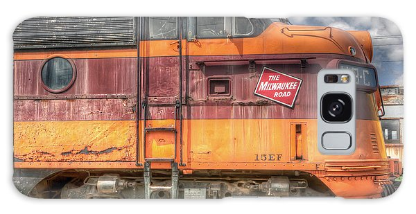 0119 The Milwaukee Road 2 Galaxy Case