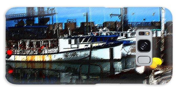 02132015 Novia Scotia Lobster Boat Galaxy Case