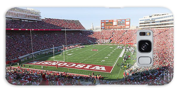 0251 Camp Randall Stadium - Madison Wisconsin Galaxy Case