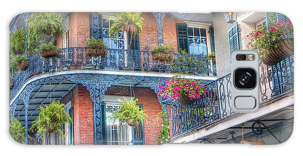 0255 Balconies - New Orleans Galaxy Case