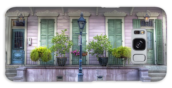 0267 French Quarter 5 - New Orleans Galaxy Case
