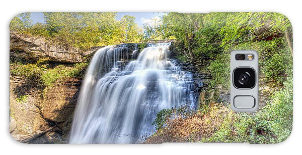 0302 Cuyahoga Valley National Park Brandywine Falls Galaxy Case