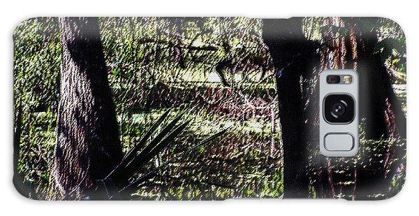 03032015 Southern Marsh Digital Pastel Galaxy Case