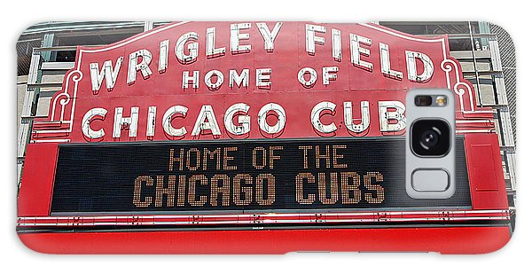 0334 Wrigley Field Galaxy Case