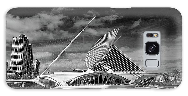 0352 Milwaukee Art Museum Infrared Galaxy Case