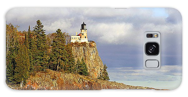 0376 Split Rock Lighthouse Galaxy Case