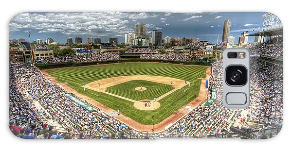 0443 Wrigley Field Chicago  Galaxy Case