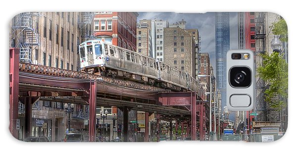 0489 Wabash Avenue Chicago Galaxy Case