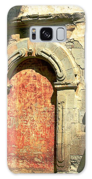 0584 San Juan Capistrano Mission Galaxy Case