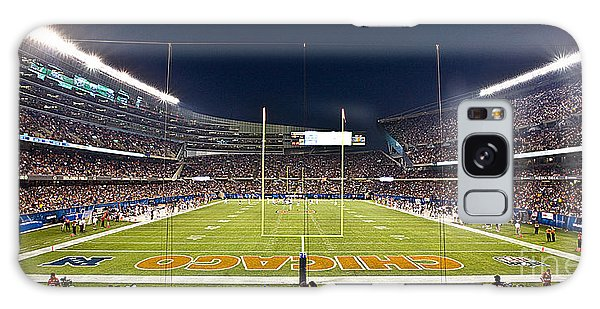 0587 Soldier Field Chicago Galaxy Case