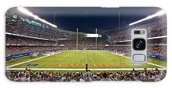 0588 Soldier Field Chicago Galaxy Case