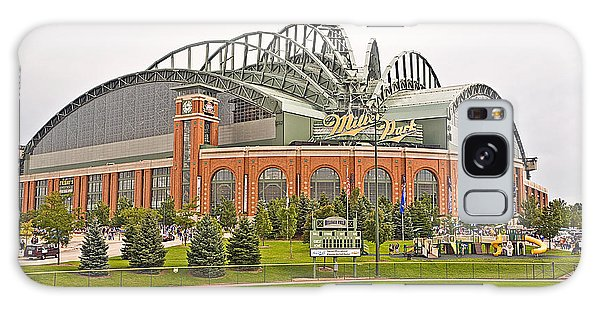 0622 Milwaukee's Miller Park Galaxy Case