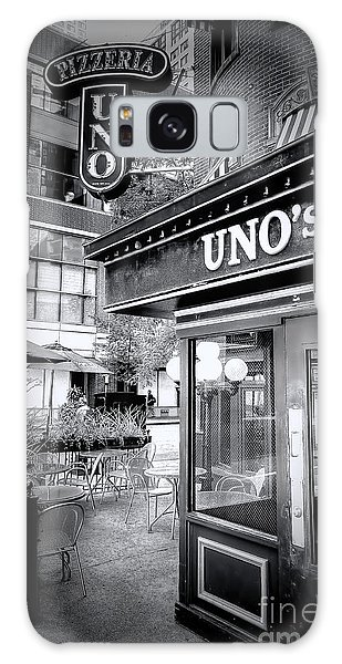 0748 Uno's Pizzaria Galaxy Case