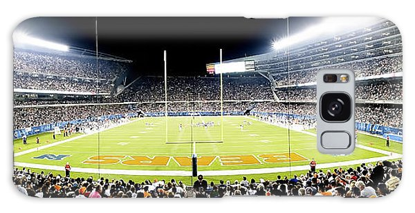 0856 Soldier Field Panoramic Galaxy Case