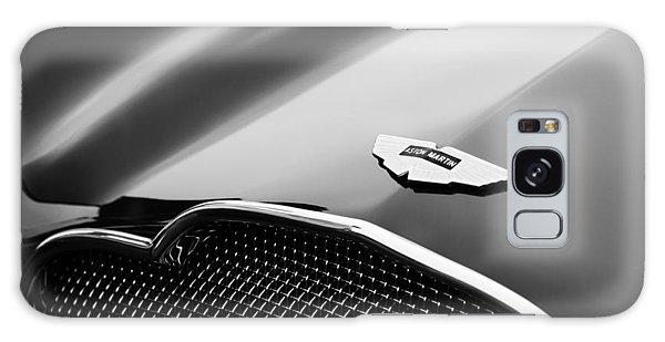 Martin Galaxy Case - 1953 Aston Martin Db2-4 Bertone Roadster Hood Emblem by Jill Reger