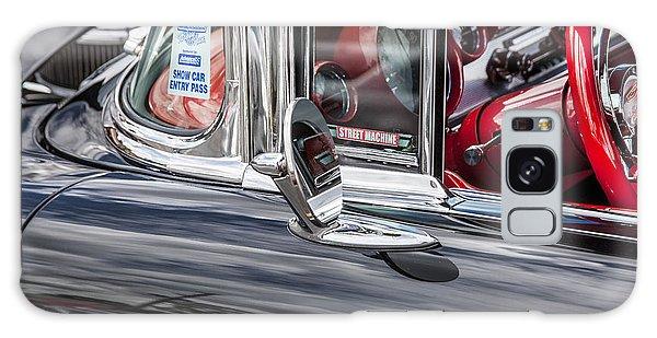Dual Exhaust Galaxy Case - 1957 Chevrolet Bel Air by Rich Franco
