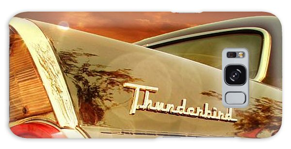 1957 Ford Thunderbird  Galaxy Case by Aaron Berg