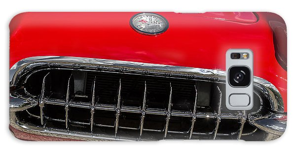1958 Chevrolet Corvette Grille Galaxy Case