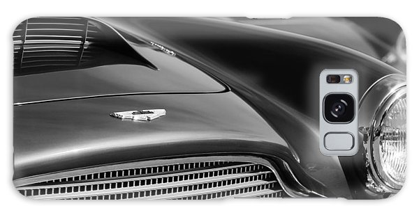 Martin Galaxy Case - 1960 Aston Martin Db4 Series II Grille - Hood Emblem by Jill Reger