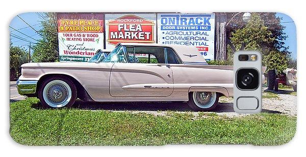 Dual Exhaust Galaxy Case - 1960 Thunderbird  by Steve Harrington