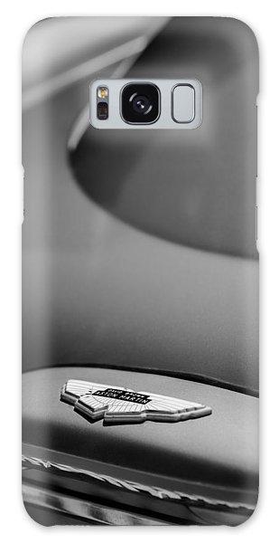 Martin Galaxy Case - 1965 Aston Martin Db5 Sports Saloon Emblem by Jill Reger